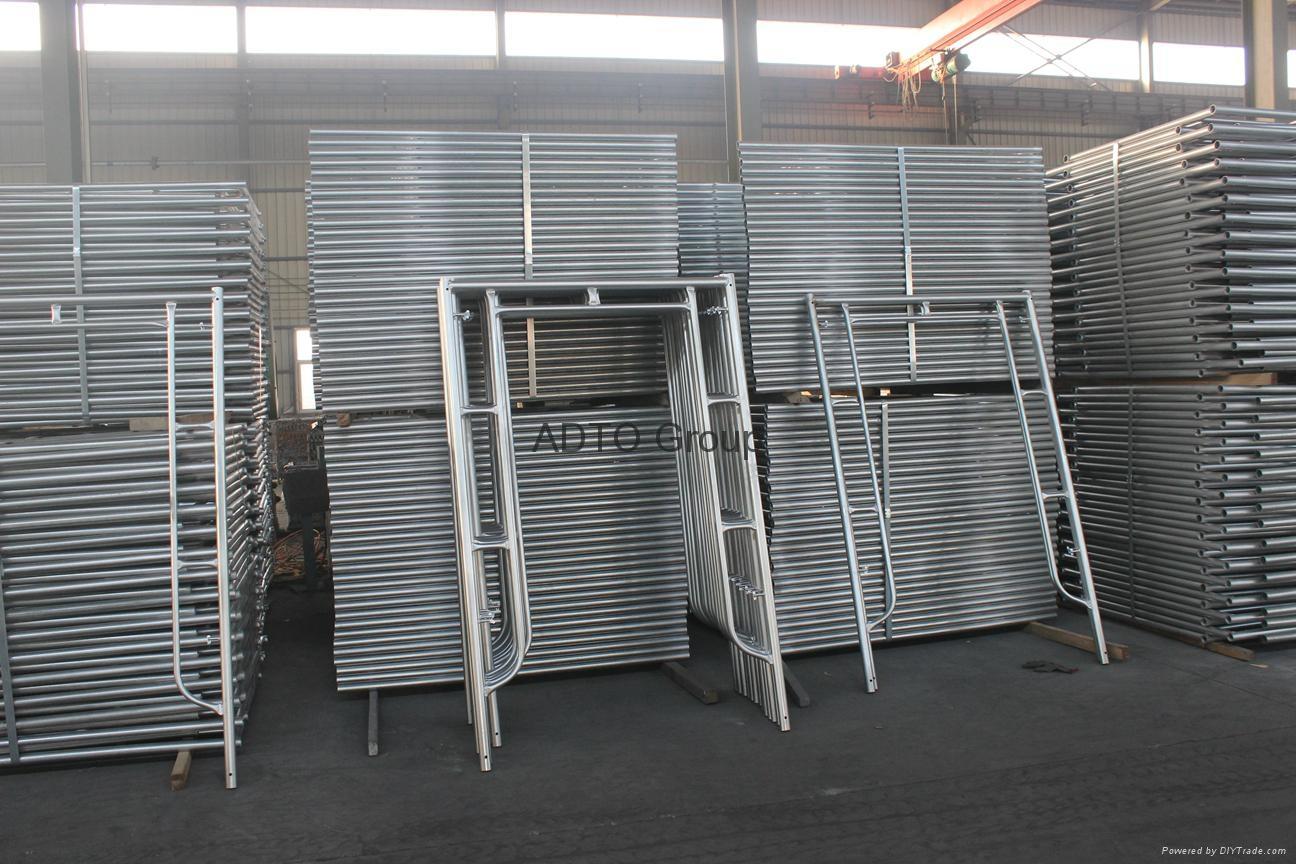 Hot selling scaffolding H-frame scaffolding 4