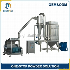 Garlic cutting machine Garlic grinding machine Garlic milling machine