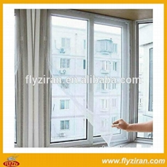 Mosquito net window with