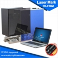 Metal laser engraving Fiber laser marking machine