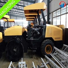 4 tons small vibratory Road Roller ,Rubber Tire Road Roller For Sale