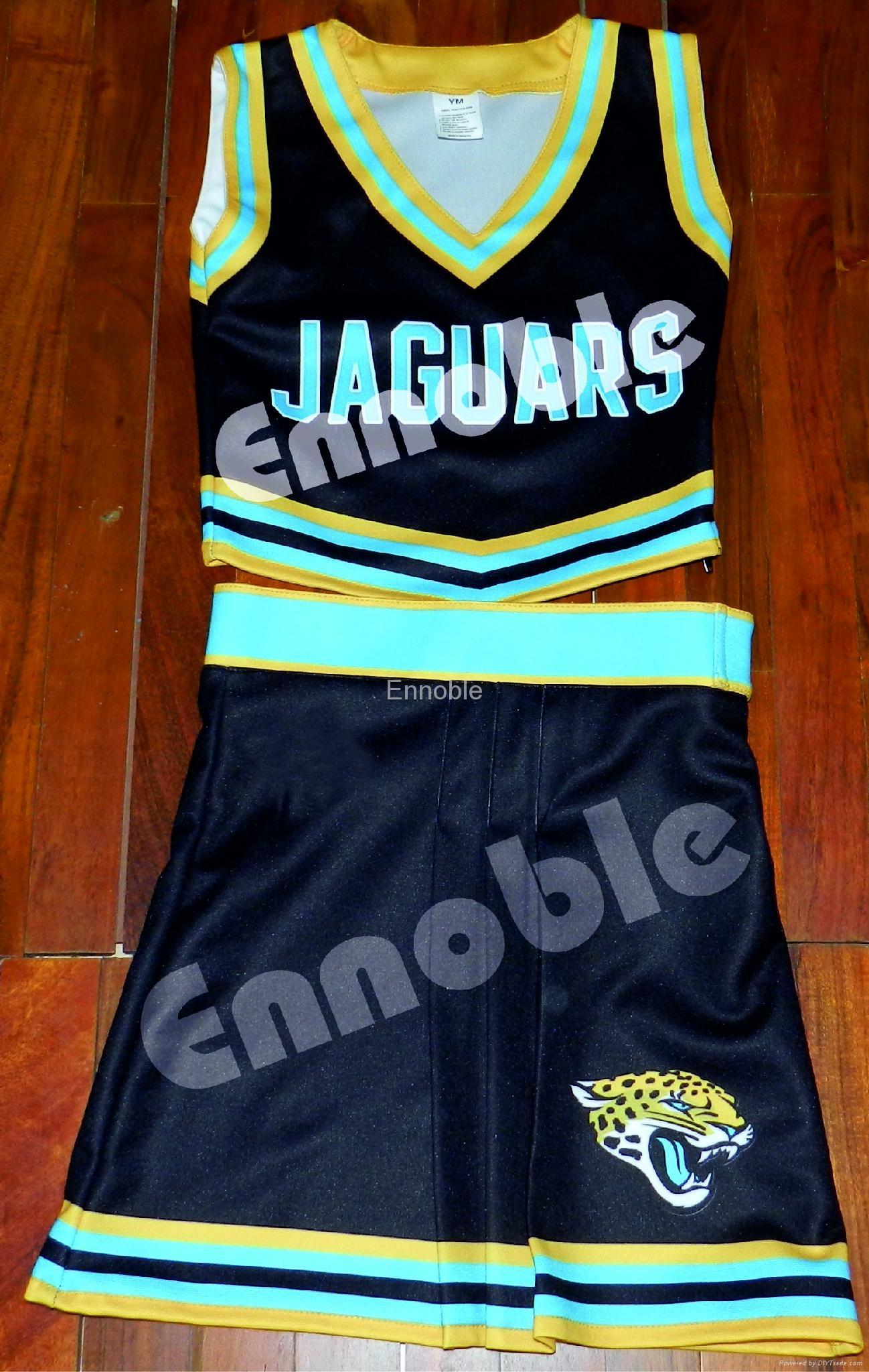 Cheerleading Uniform 4