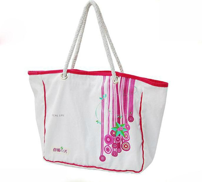 wholesale customized digital printed canvas bag 3