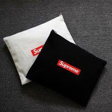 Cheap small women's pouch velvet bag
