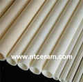 95% 99.7% Al2O3 high alumina ceramic tube
