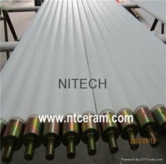 Fused Silica Ceramic Roll manufacturer