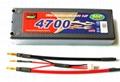 EP Hardcase Lipo Battery Pack 4700mAh