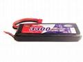 EP Lipo Battery Pack 3300mAh 30C 11.1V