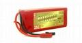 EP Lipo Battery Pack 10000mAh 25C 22.2V