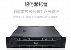深圳服务器双线托管