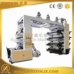 8 Color High Speed Flexographic Printing Machine