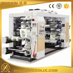 Four Color High Speed Flexography Printing Machine