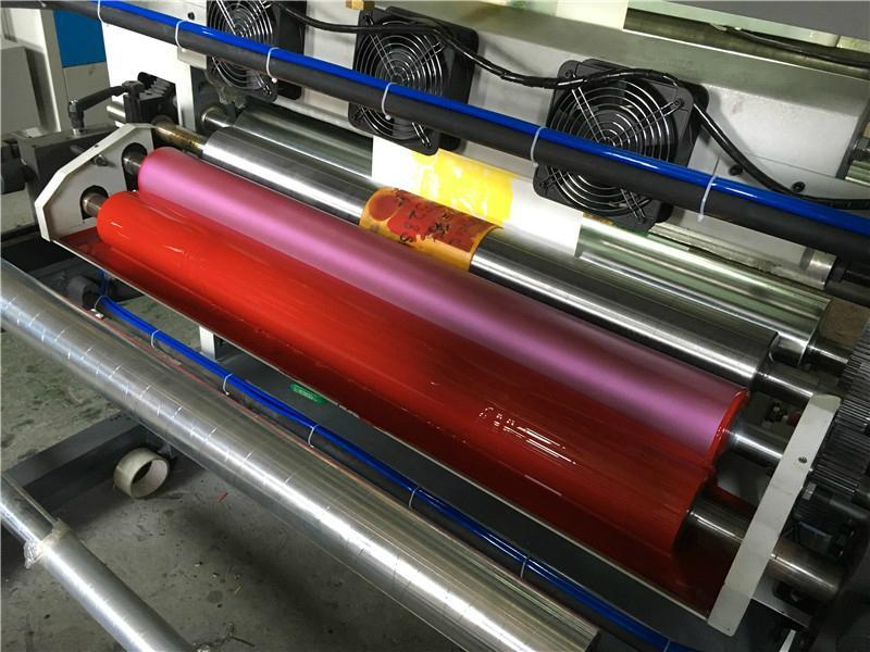 6 Color  Non woven Flexographic Printing Machine 3