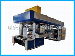 64color central impression type flexo printing machine