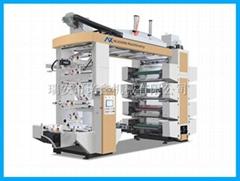 NXT8 8 color stack type flexo printing machine (belt type))