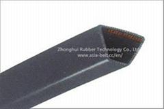 rubber narrow v belt