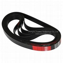 combine harvester banded narrow rubber v belt