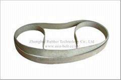 textile machine transmission use cone drum belt