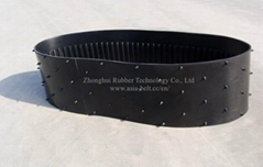 Factory Producing Transplanter High-Speed Feeding Belts