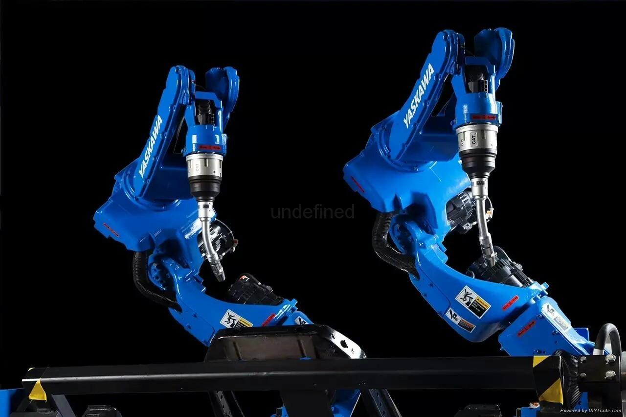 安川機器人 2