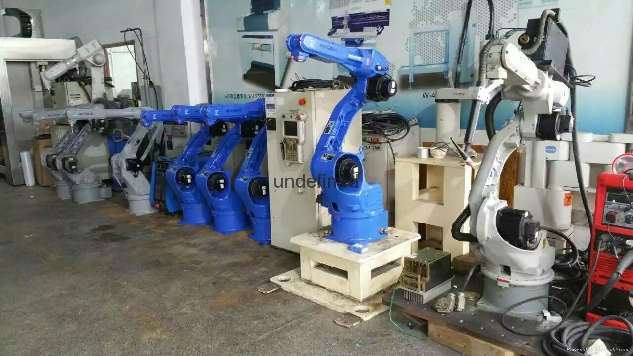 安川機器人 4