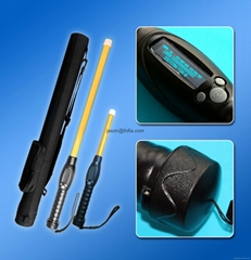 RFID Stick Reader for ear tag reading 134.2khz
