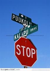 交通導視標識標牌製作