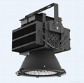 400W Outdoor Led Floodlight AC 85~264V DC 18V /36V 33500LM 50000H IP65 1