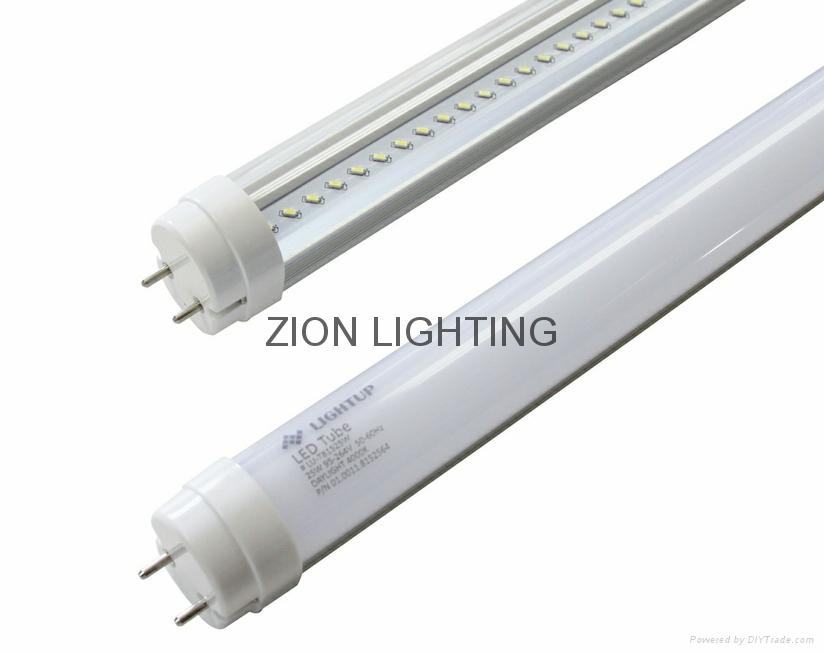 natural white led t8 tube fluorescent led lamp ra 90. Black Bedroom Furniture Sets. Home Design Ideas