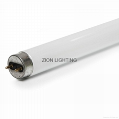 85lm/w Ra80 Led Fluorescent Tubes For Home / Office / Hotel , Natural White 3300