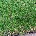 仿真草坪PVC塑膠地板 高爾夫球場操場花園學校幼儿園人造塑膠 1
