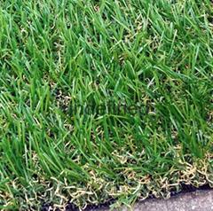 仿真草坪PVC塑胶地板 高尔夫球场操场花园学校幼儿园人造塑胶