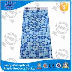 Waterproof pvc swimming pool plastic liner