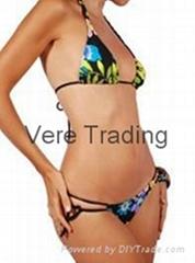 Bikini beachwear