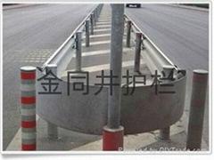 南京双波护栏