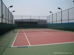 南京体育场围栏网