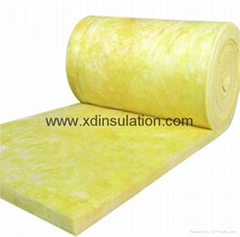 Fiber Glass Wool insulation Blanket  with good quality