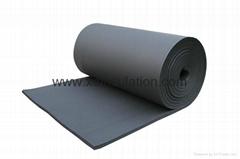 elastomeric rubber foam insulation board / sheet