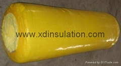 Fireproof And Sound Insulation Acoustic Glass Wool Blanket