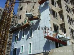 thermal insulation XPS foam board