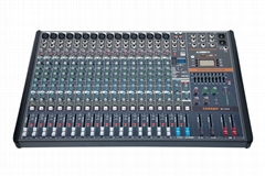 16 Channels Professional Mixing Console