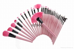 Professional 32PCS Makeup Brush Cosmetic Brushes Set kit