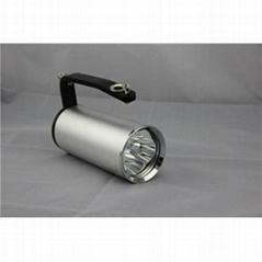J-RJW7100B手提式防爆探照燈
