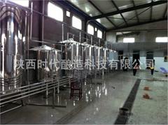 工業化黃酒(料酒)發酵技術設備