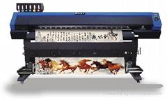 Single print head Dx7 Eco Solvent printer machine