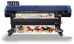 Double print heads Dx7 Eco Solvent printer machine