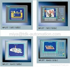 "6AV6643-0CD01-1AX1 Siemens HMI SIMATIC MP 277 10"" TOUCH MULTI PANEL"