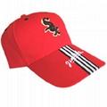 custom Design 100% cotton cap hat