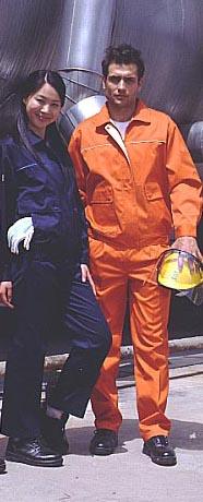 成都定製海納維爾工作服 ,安全服 1