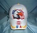 Custom 3D Embroidery Baseball Cap Adult